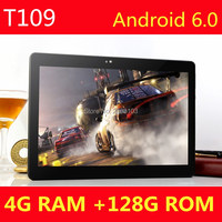 10 Inch Android Tablet PC Octa Core 4GB RAM 128GB ROM 8 Core Dual SIM Card