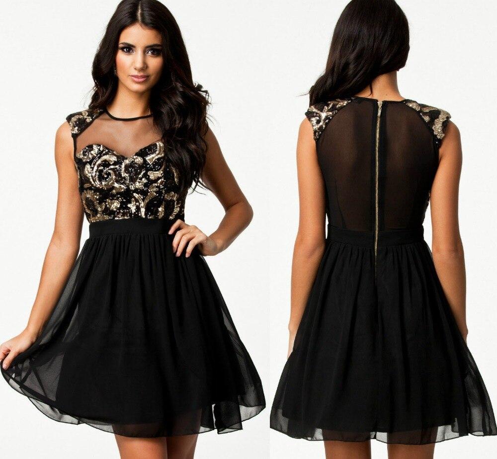 Plus Size Short Cocktail Dresses