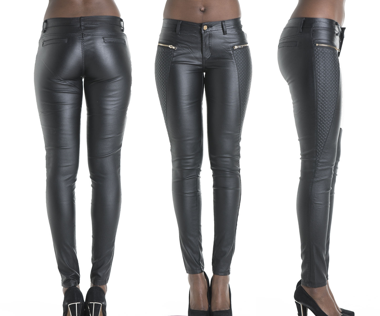 Popular Black Leather Pants-Buy Cheap Black Leather Pants lots ...