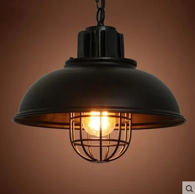 Online kopen wholesale industri le lampen vintage uit for Lampen industrial