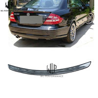 CLA Carbon Fiber Rear Spoiler rear trunk Wing car body kit For Mercedes Benz CLA W117 13 15 Car styling use