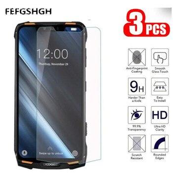 Перейти на Алиэкспресс и купить Закаленное стекло Для Doogee S40 S50 S66 S60 S70 S80 S90 Pro Lite Защитное стекло для экрана на Doogee N10 Y7 Y8 Y8C стекло