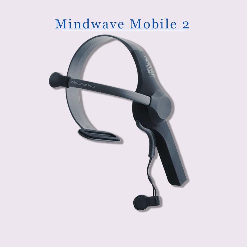 Mindwave Mobile2 Version Brainwave Bluetooth Headset Brainwave Starter Kit Mind Control For Neurosky Apps with Bluetooth