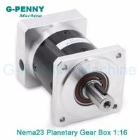 Nema34 Stepper Motor Planetary Reduction Ratio 1 16 Planet Gearbox 86 Motor Precision Type High Torque