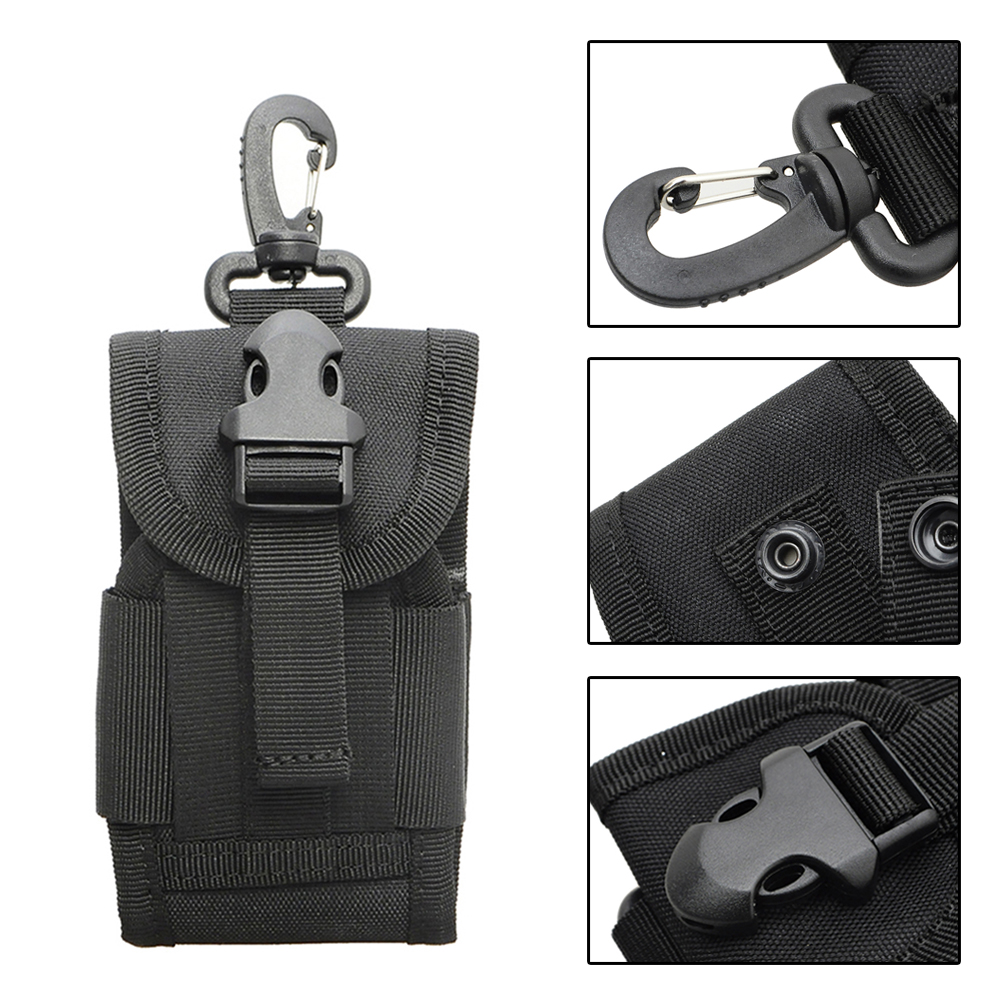 1000D Molle Tactical 12GA Shotgun Sundries Bag Magazine Medical Pouch With Strap