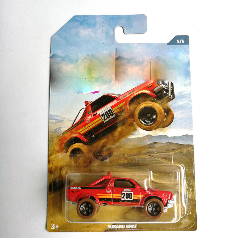 Matchbox Hot And Wheels Car 1:64 FORD JEEP TRUCK Wilderness Rally Racing Collector Edition Metal Diecast Model Cars Kids Toys