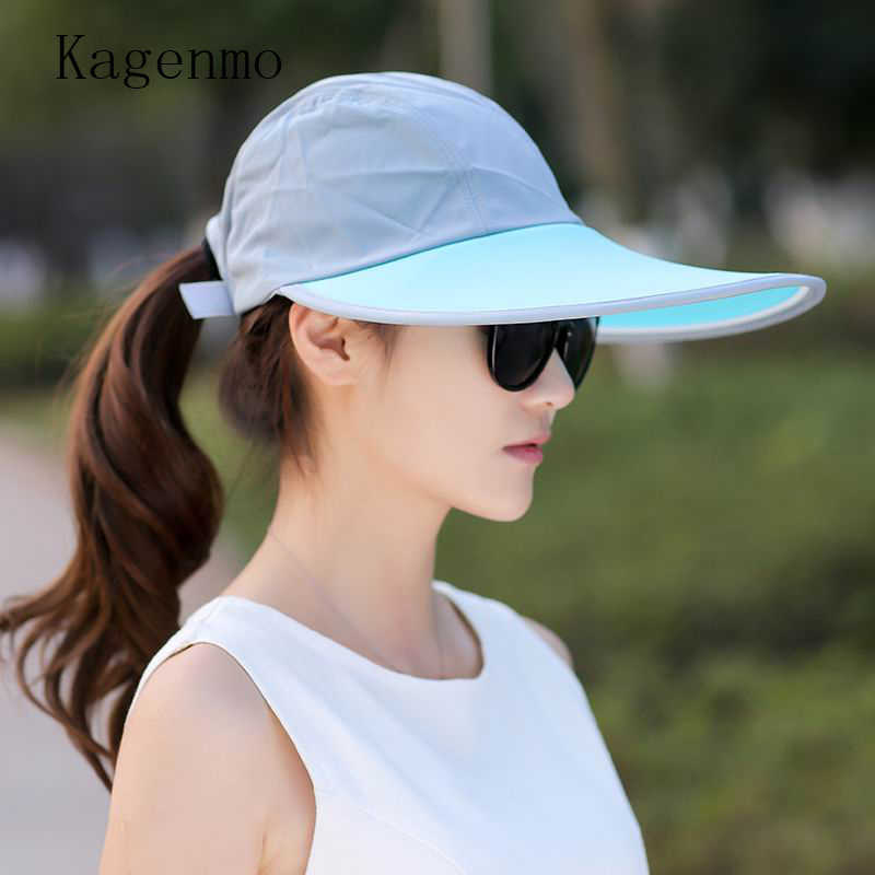 ... Kagenmo Summer Cool women sun hat Big Long brim Beach hats His and Hers sunhat  Outdoor 3267973e0ab3