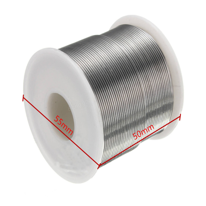250g 1mm Tin Lead Rosin Core Flux Solder Soldering Welding Iron Wire Reel