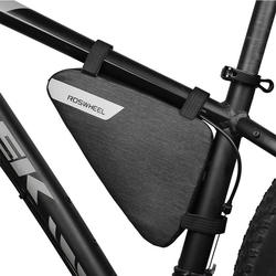 ROSWHEEL 2018 Велосипед сумка велосипедов треугольник мешок mtb Велосипеды bycicle сумки аксессуары водонепроницаемый 1.5L Емкость
