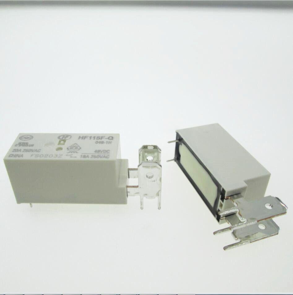 NEW relay HF115F Q 048 1H HF115F Q 048 1H JQX 115F Q 048 1H JQX