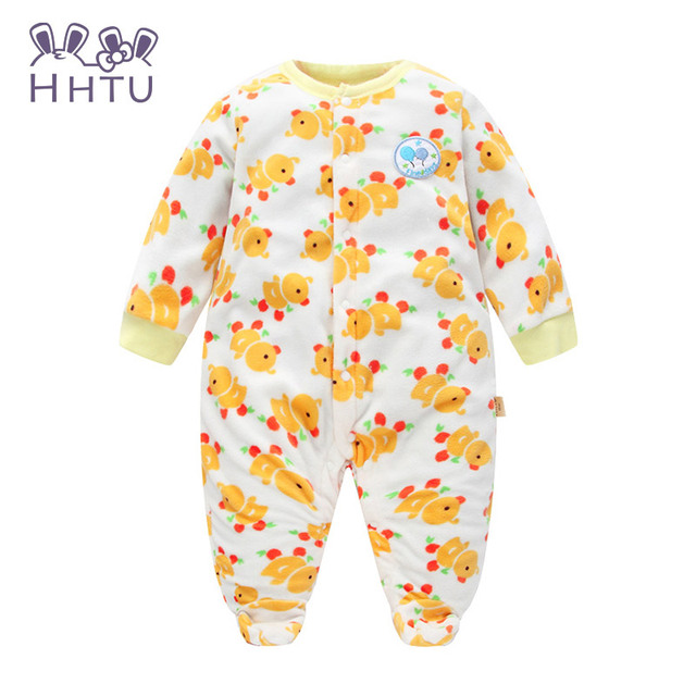 105068d4f HHTU Baby clothes long sleeved coveralls for newborns Autumn ...
