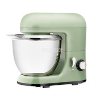 4L 전기 반죽 믹서 다기능 자동 버터 교반 기계 주방 믹서 요리 기계 계란 버터 비터 SM-985