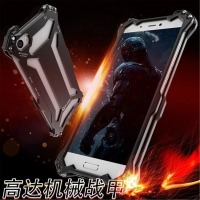 For Xiaomi Mi5 Case R JUST Armor Fashion Luxury Space Aluminium Metal Protective Case For Xiaomi
