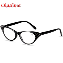 Cat Eye Glasses Women Eyeglasses Spectacles With Diopter Spectacle Frame Reading glasses1.5 2.0 2.5 3.0 3.5 Diopter