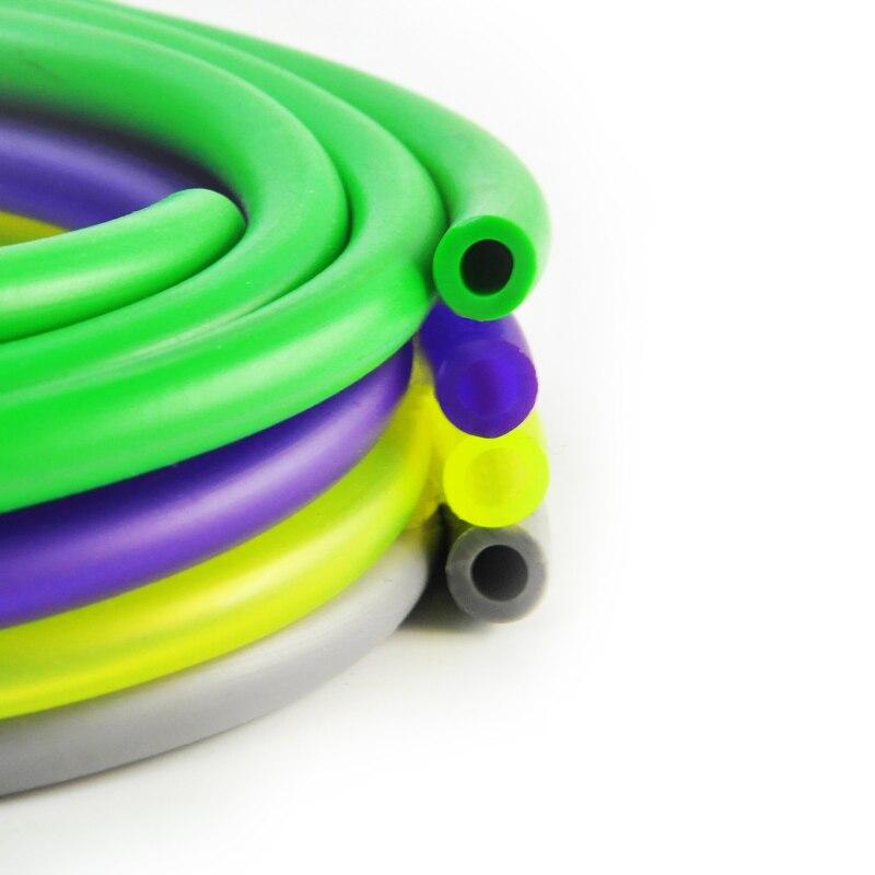 Gas combustible de aceite del tanque de gasolina tubo de manguera para motocicleta auto máquina en alta y baja temperatura, resistencia