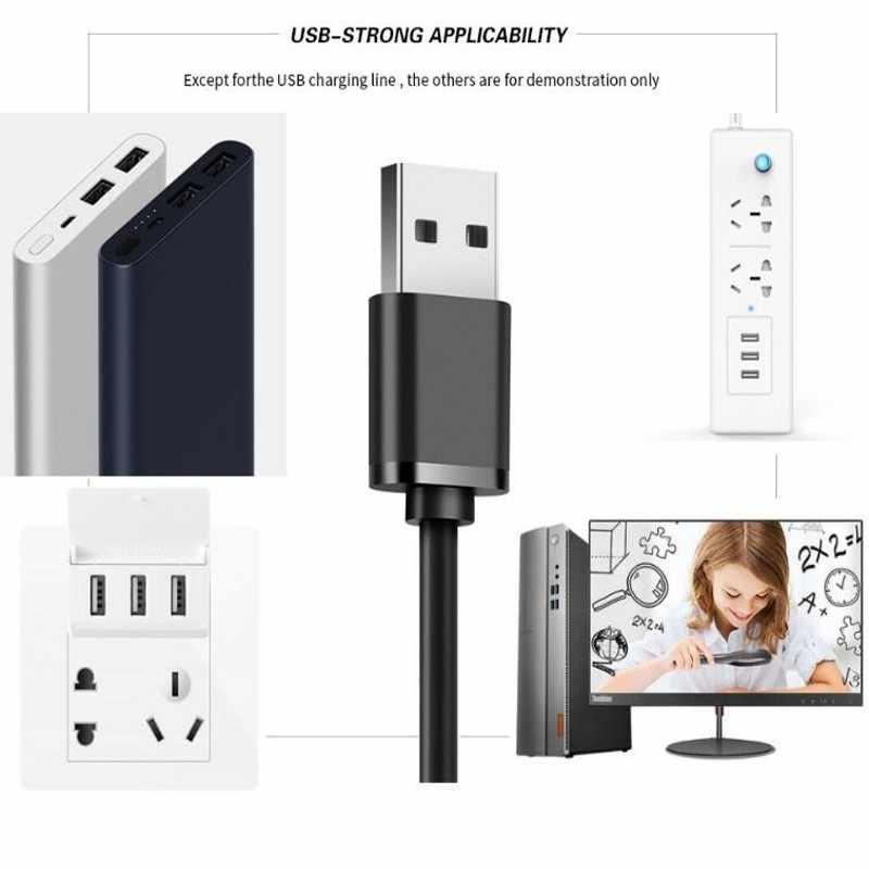5 V USB Power LED pasek światła RGB/biały/ciepły biały 2835 3528 SMD HDTV TV pulpit PC ekran podświetlenie i oświetlenie Bias 1 M 2 M 3 M 4 M