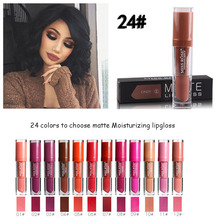 Miss Rose Matte Liquid Lipstick Lips Makeup Lip Gloss Waterproof Long Lasting Lipstick Brand miss rose matte lipstick waterproof nutritious easy to wear lipstick long lasting lips makeup