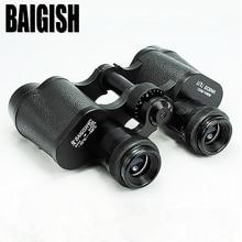 Binocular 8×30 Professional Telescope Lll Night Vision Hd Binoculars For Hunting Travel Scope Fmc Lens