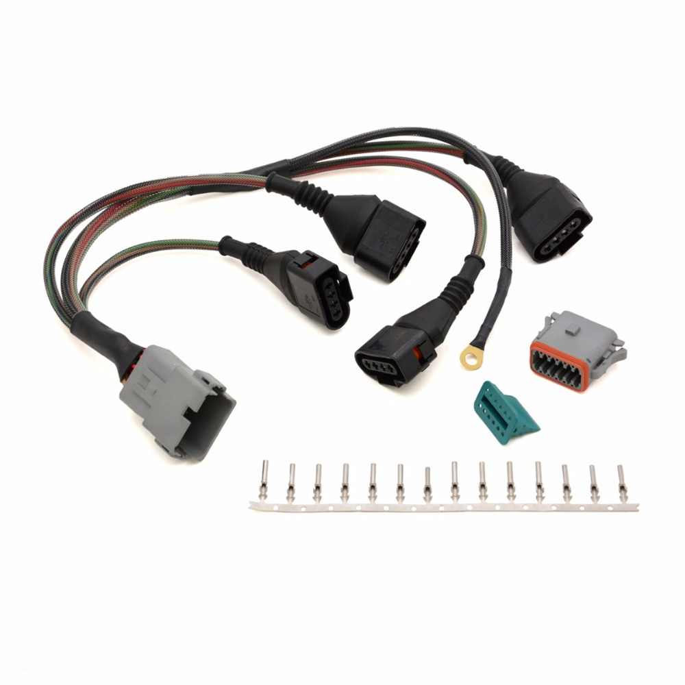hight resolution of audi vw 1 8t 97 06 performance ignition coil wiring harness loom