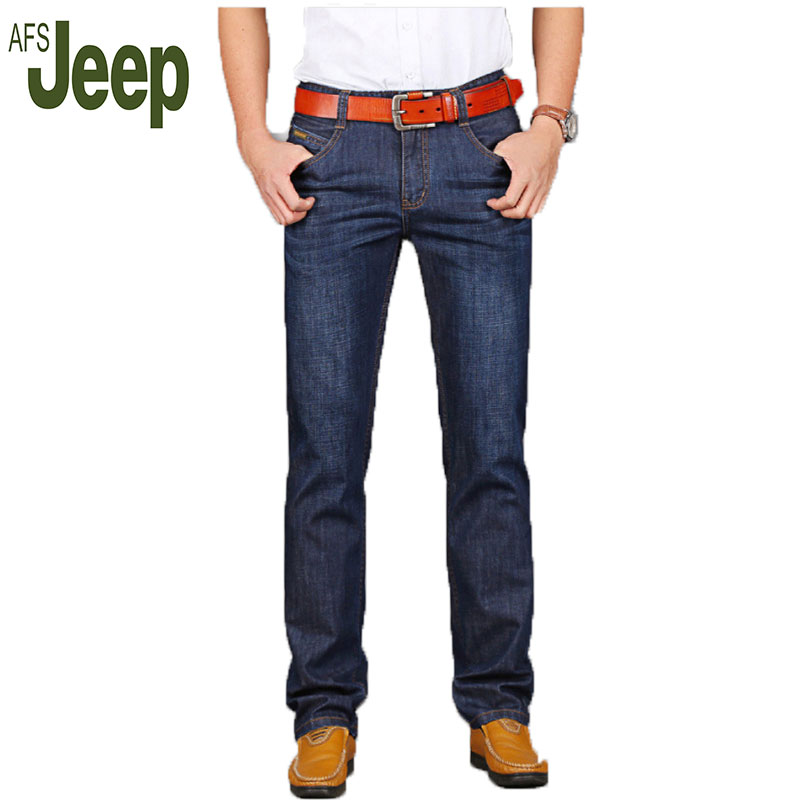 AFS JEEP jeep Battlefield 2016 new men s casual fashion jeans large size business casual long