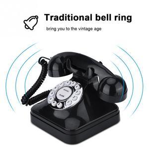 Image 3 - WX 3011 Vintage Multi Funktion Telefon Zu Hause Retro Wired Festnetz Telefon Alte Telefone für Home Hotel Büro Verwenden