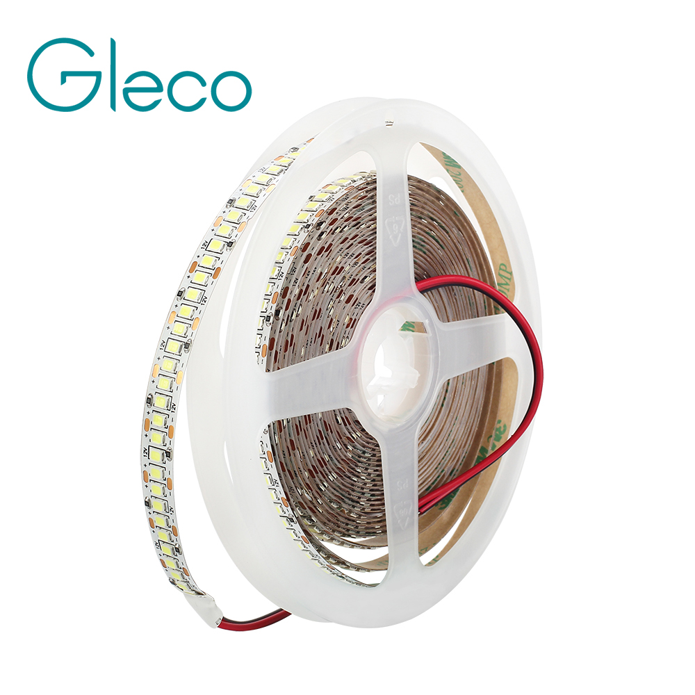 DC12V LED Strip 2835 SMD 240LEDs/m 5M/Lot High Brightness IP20 LED Flexible Strip Light RGB ,Natural White,Warm White,White usb high brightness flexible white light led clip lamp silver white