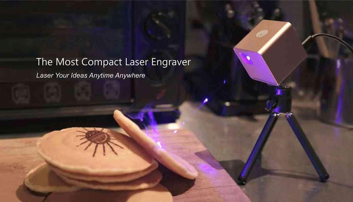 110-240V versión básica máquina de grabado láser CNC inteligente grabador de madera de escritorio enrutador/cortador/impresora + láser