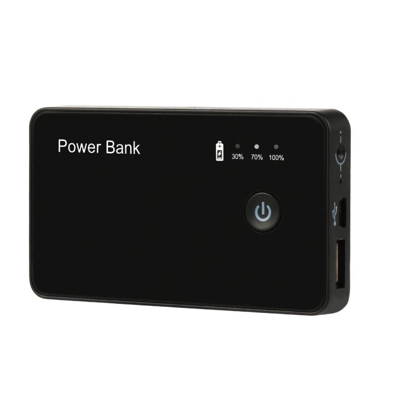 Hot Sale Portable 720P HD Camera 3000mAh Power Bank Mini Camcorder Recorder DV DVR Motion Detection