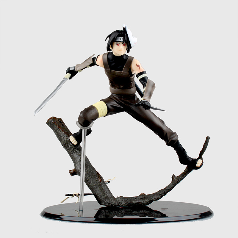 Naruto Shippuuden Uchiha Itachi GEM Pvc Action Figure 21cm Japanese Anime Cool Collection Model Brinquedos Kids Birthday Toys купить