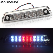 MZORANGE High Mount Additional 3rd Brake Light For Ford F150 F250 F350 2009-2014 Car LED White Running Light With Red Break Lamp цены