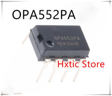 NEW 10PCS/LOT OPA552PA OPA552 DIP-8