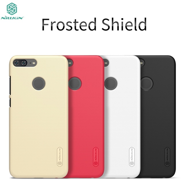 new arrivals 2caf9 f69d5 US $7.19 5% OFF|sFor Huawei Honor 9 Lite Case Original NILLKIN Super  Frosted Shield Back Cover sFor HUAWEI Honor 9 Lite Case with retail  package-in ...