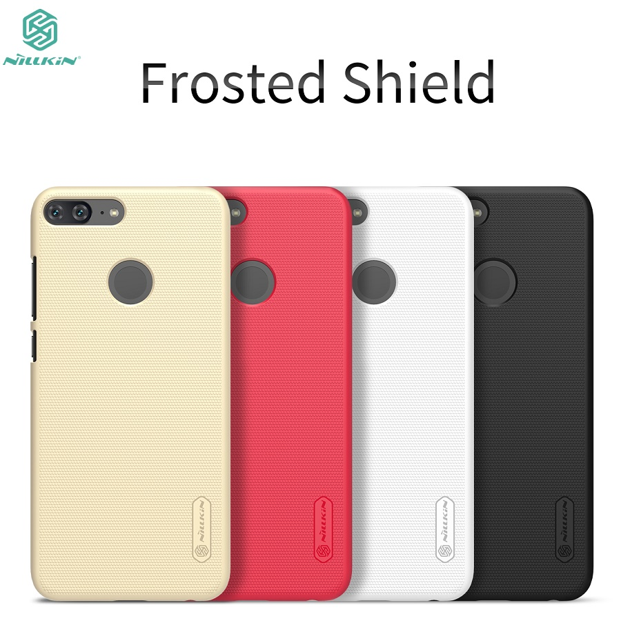 sFor Huawei <font><b>Honor</b></font> <font><b>9</b></font> <font><b>Lite</b></font> Case Original <font><b>NILLKIN</b></font> Super Frosted Shield Back Cover sFor HUAWEI <font><b>Honor</b></font> <font><b>9</b></font> <font><b>Lite</b></font> Case with retail package image