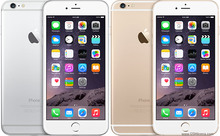 Unlocked Original iPhone 6 Plus 16GB 64GB 128GB 5.5 Screen IOS  3G WCDMA 4G LTE 8MP Camera Mobile Phone Used
