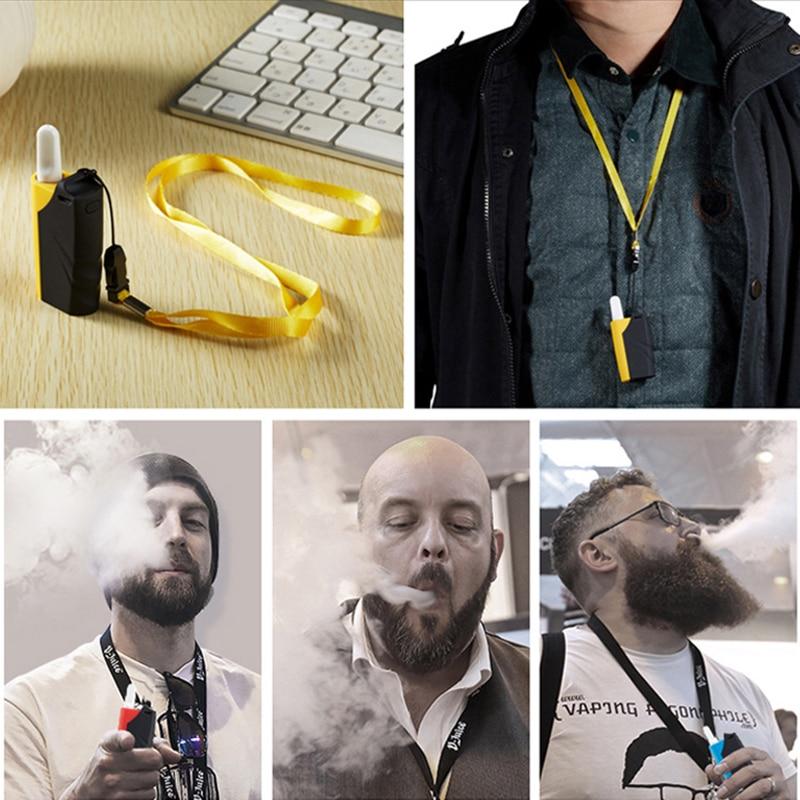FERSHA mini e-cigarette kit for nicotine salts vape mod 650 mAh internal battery 1.5 ohm atomizing Third gear adjustable