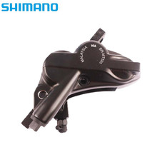 SHIMANO MT520 ใหม่น้ำมันเบรคClampสำหรับสี่ลูกสูบMountainจักรยาน