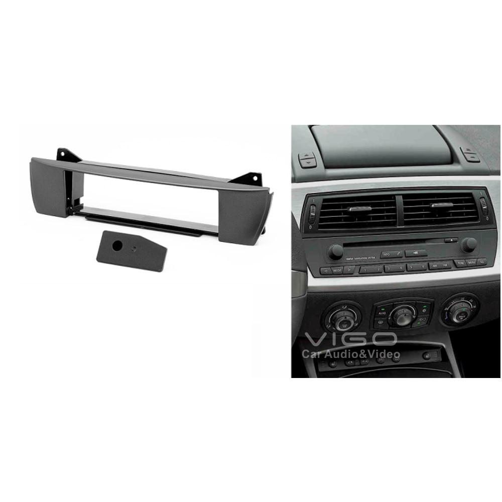 Radio Faceplate Single Din Fitting Fascia Car stereo Radio faceplate BMW Z4 09