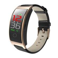 CK11C Smart Band Color Screen Blood Pressure Heart Rate Sleep Monitor Smart Bracelet Call Message Reminder Sport Wristbands недорого