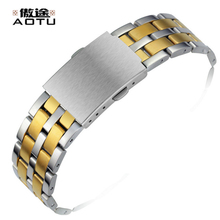 14 19mm Stainless Steel Watchbands For Tissot 1853 T033 Watches Ladies Bracelet Belt Strap For Men Watch Band Clock Montre Saat