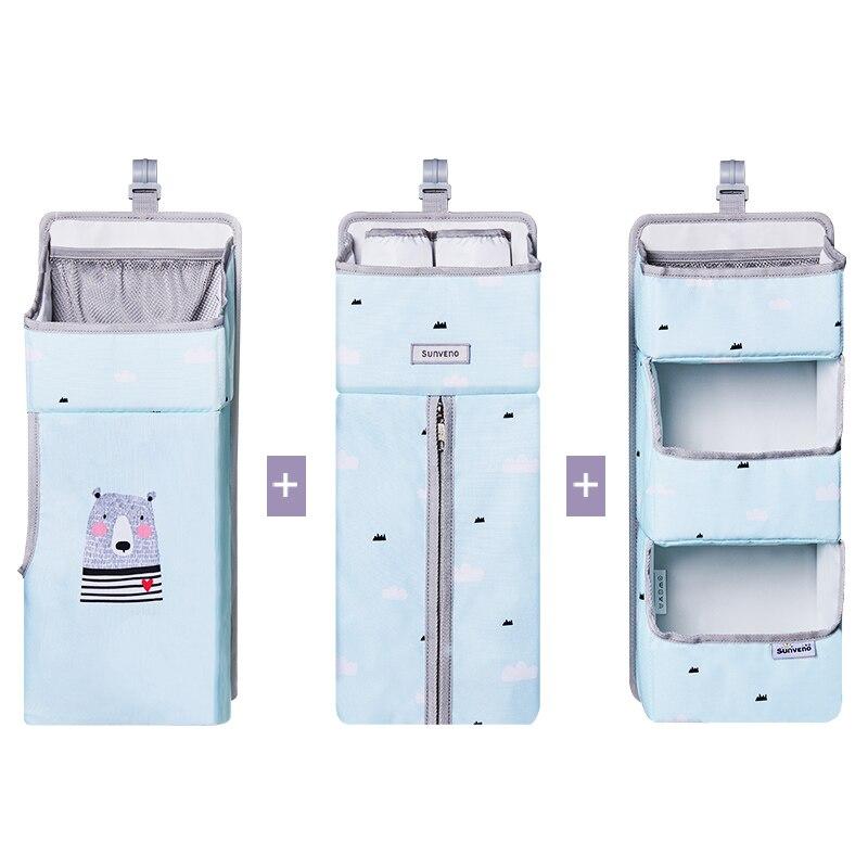 SUNVENO Portable Baby Cot Organizer 1