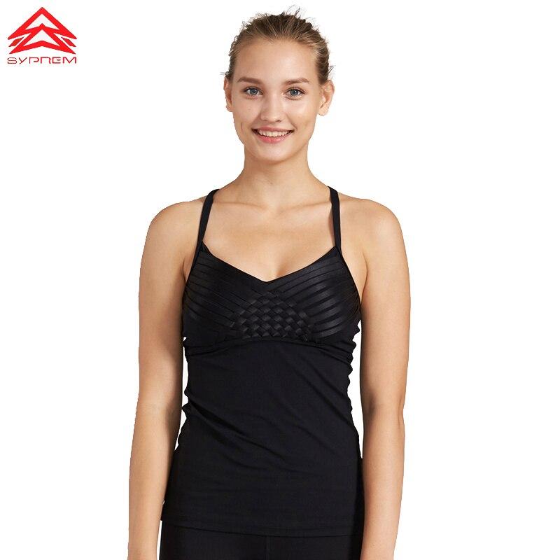 Yoga pilates sports T-Shirts Jerseys bra brassiere vest tanks top underwear Women Female Fitness Gym running sleeveless,1FT1006