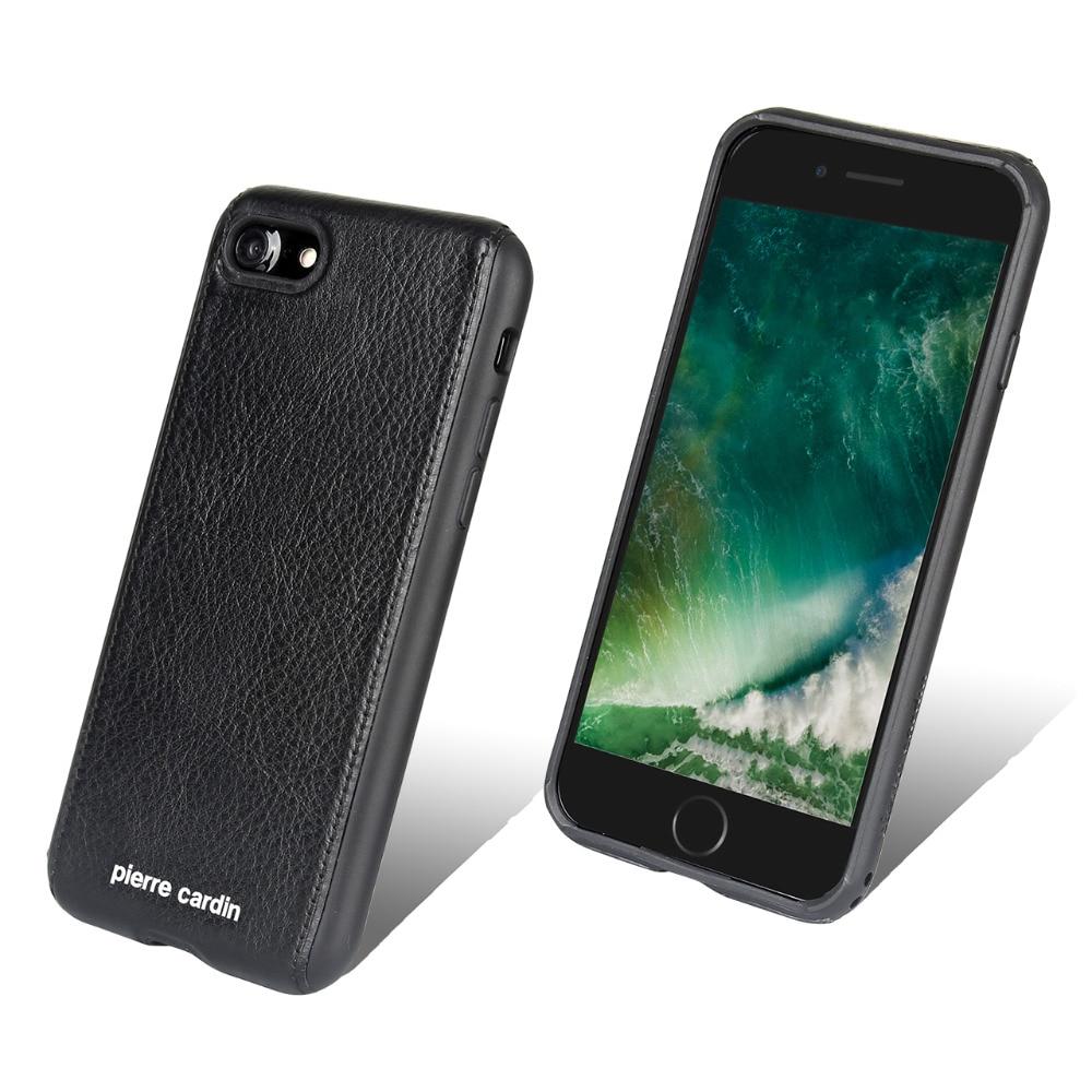För Apple iPhone 7 8 plus telefonväska Pierre Cardin Anti-knock - Reservdelar och tillbehör för mobiltelefoner - Foto 6