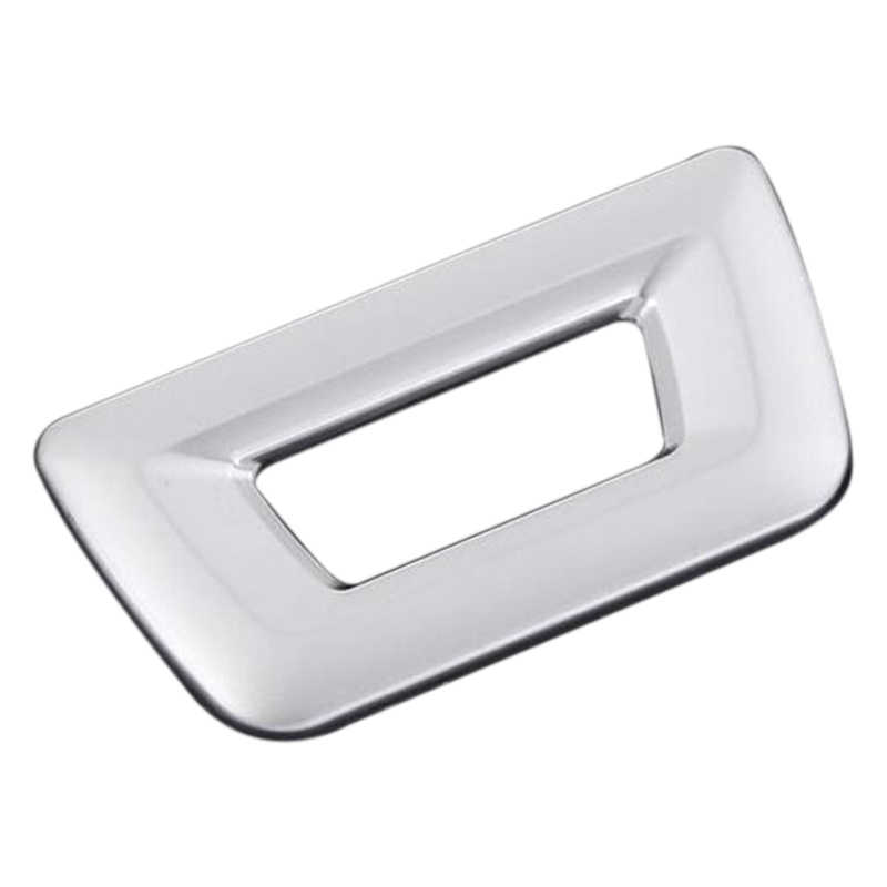 For BMW X1 f48 X3 f25 X4 f26 X5 f15 X6 f16 f30 GT 3 5 7 Series f10 f07Car-Styling ABS Chrome Tail Door Button Cover Trim Stick