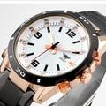 New famous AMST Brand watch men 100M waterproof watches business men sport Stainless steel Quartz Watch men's wristwatches