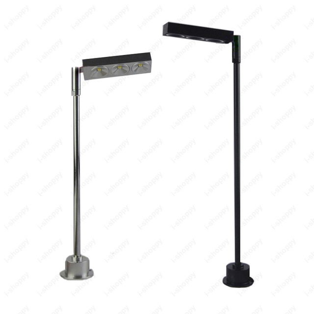 3W LED Picture Light Desk Reading Stand Pole Lamp Fixture With Base Angle  Adjustable Spotlight Showcase