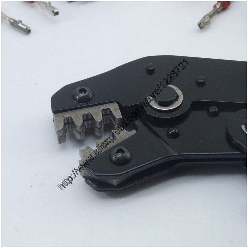 цена на MT22218 Denson 850cc Econosea Sealed Terminal Pin Crimping Tool Wire seal Waterproof connector for Molex DELPHI tyco AMP VW Audi