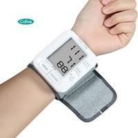 Cofoe Wrist Blood Pressure Monitor Gauge Digital Automatic Tonometer Sphygmomanometer Measuring Pulse Meter Pulsometer