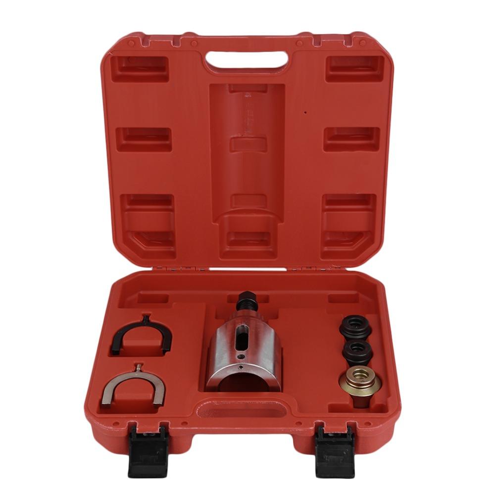 vehicles cars auto ball joint puller dismantling puller separator joint removal tool for vw t4 with carry case 1 Sets Automotive Ball Joint Installation Removal Seperator Puller Tool Set For Volkswagen Cars Auto Repair Tool High Quality