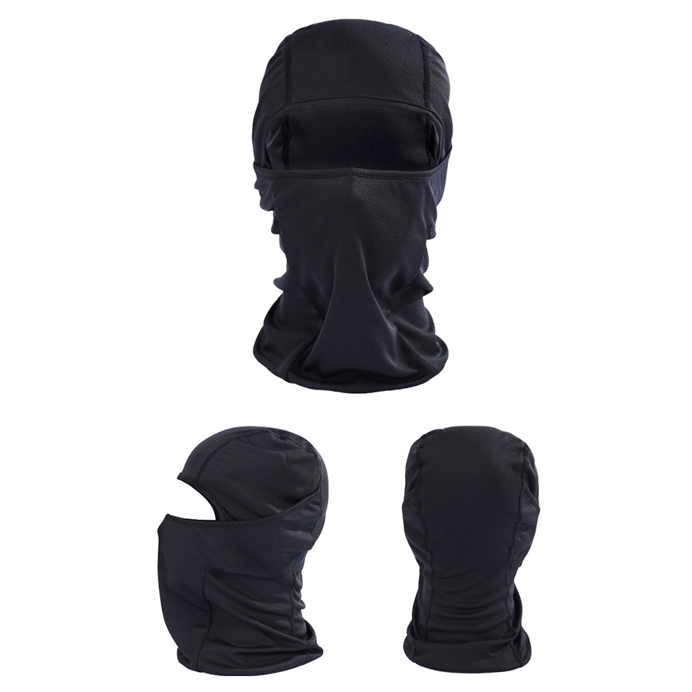 5Pcs/Lot Balaclava Breathable Speed Dry Outdoor Sports Ski Mask Hats Tactical Head Cover Motorcycle Cycling Full Face Mask