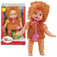 38cm little lion baby Little Mommy baby doll Fragrant Boneca doll toy figure toy